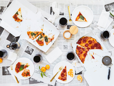 Food Photography That's Not Stale