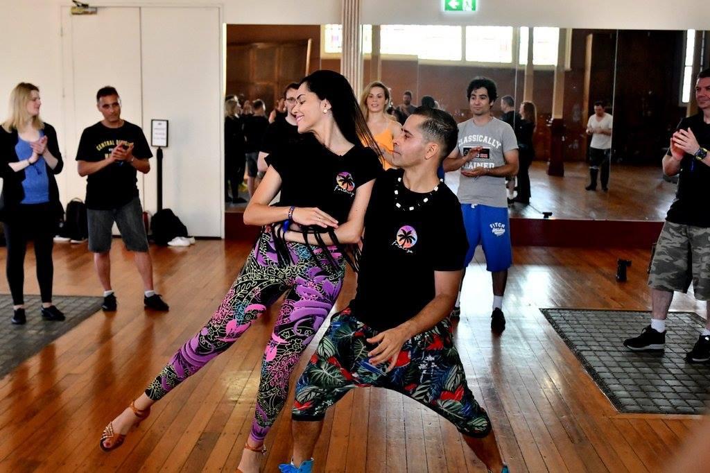 Jessica & Bebe - Brisbane Zouk Festival