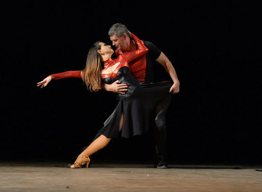 Why Dance?  Guest post by Mary Fitzgibbon, Creative Arts Therapist