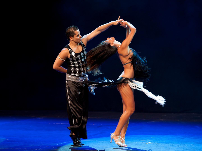 Bebe & Romina Hidalgo - Sydney Latin Festival
