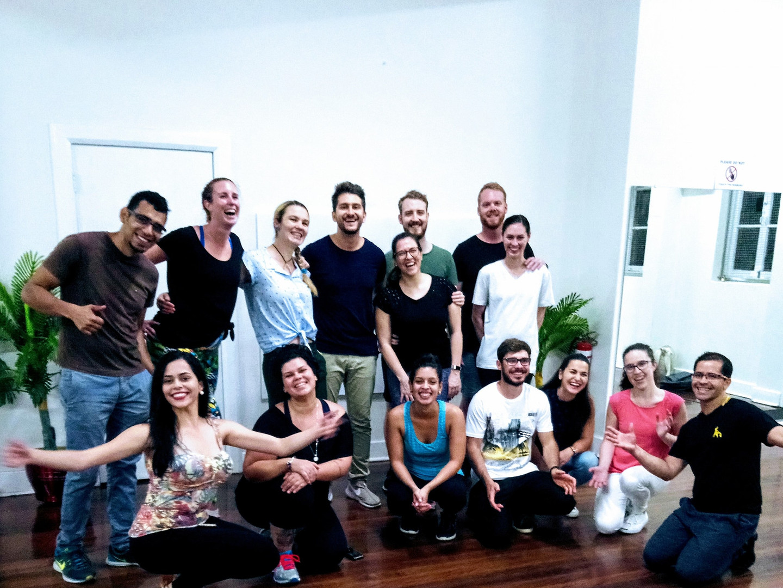 Fortaleza Dance class