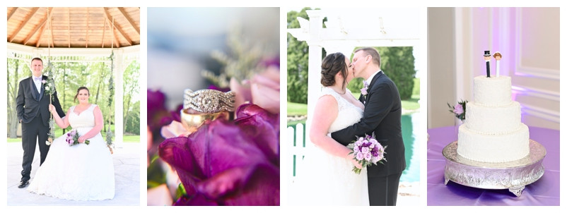 Valle Vista Country Club Greenwood Indiana Wedding: Kaitlin & Jeff