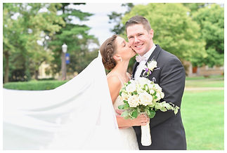 Notre Dame South Bend Indiana Wedding Ph