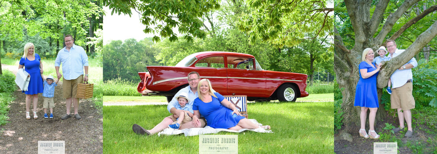 Lafayette Indiana Family Photography: Erika, Ralph, and Abe
