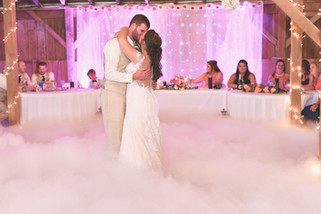 Finkbiner Gala Barn Indiana Wedding Photographer