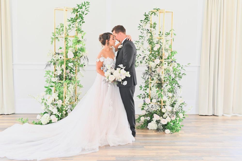 Carmel Indiana Wedding Photographer Iron