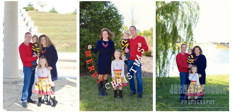 Coxhall Gardens Indianapolis Indiana Family Session: Serdenkovski Family