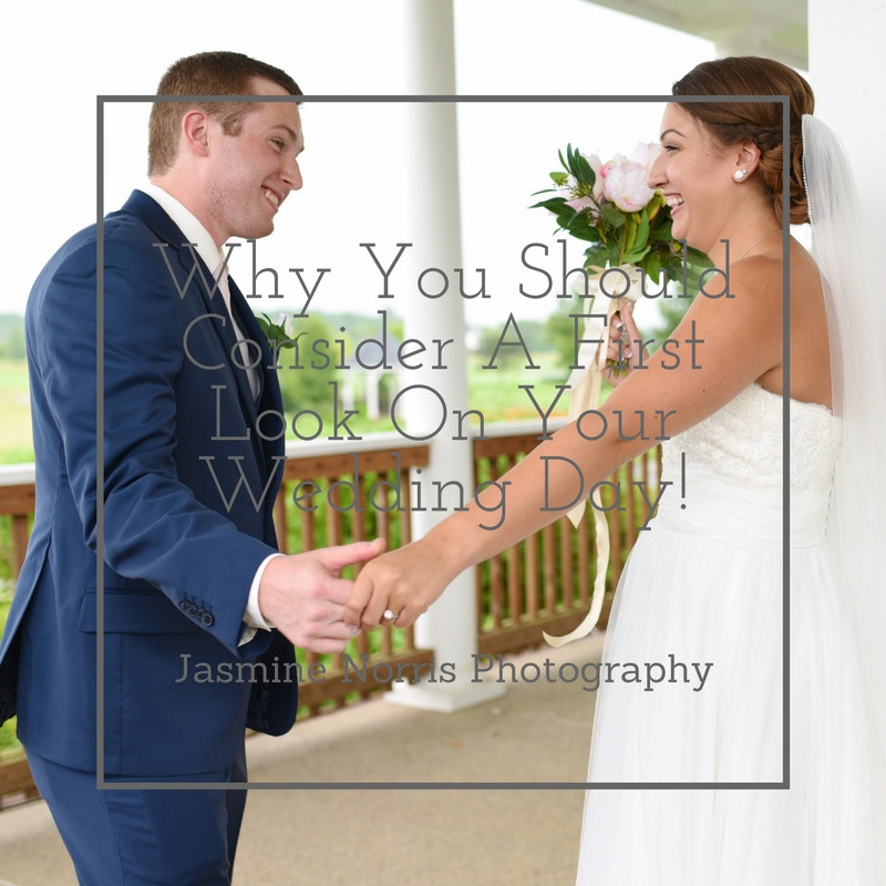 Indiana Wedding Photographer Photography Why You Should Consider A First Look On Your Wedding Day