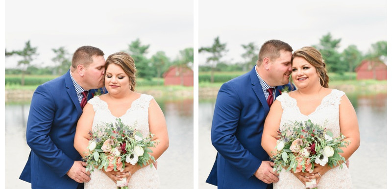 PUBLISHED: Wedding Day- This Small Town Indiana Wedding Is Full Of Sentiment