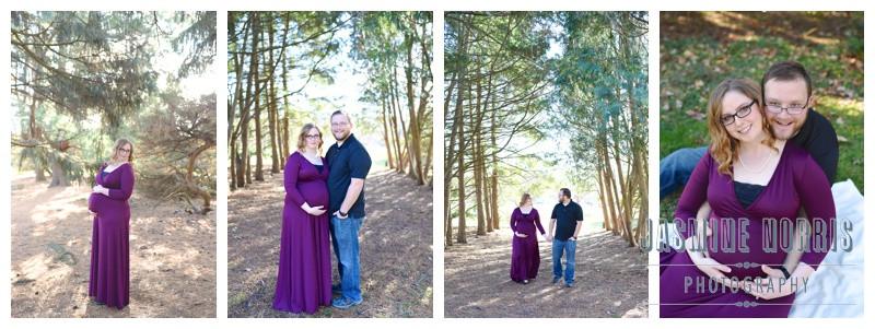 Lafayette Indiana Maternity: Emily & Kyle
