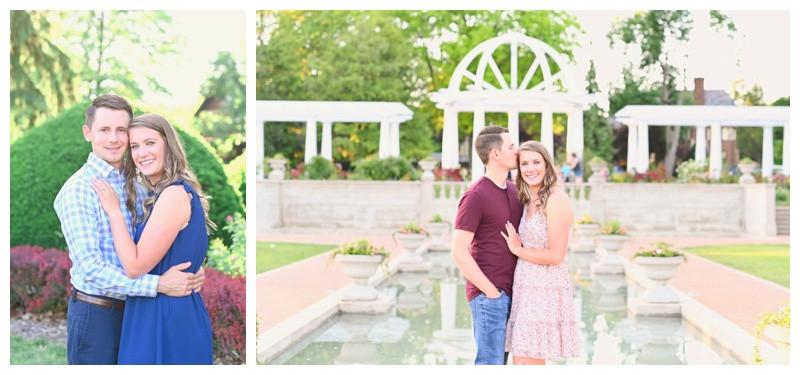 Fort Wayne Indiana Engagement Photographer Photography