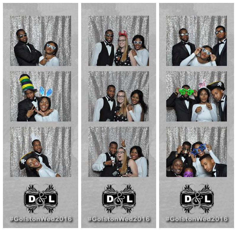 The Allure LaPorte Indiana Wedding Photo Booth