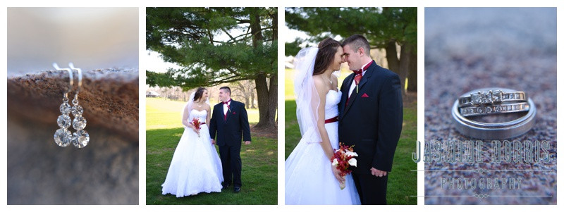Lafayette Country Club Wedding in Lafayette Indiana: April & Cullun