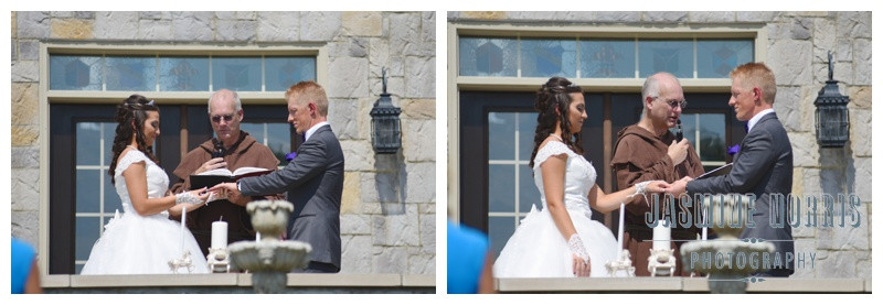 Clayshire Castle Bowling Green Indiana Wedding Photographer Photography