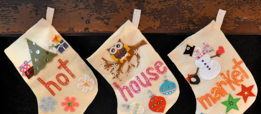 Hot House Market: Holiday Happy Hour Event