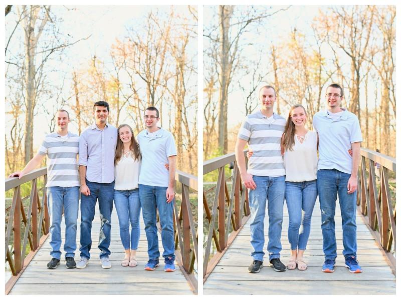 Indianapolis Indiana Family Photographer Photography Holcomb Gardens