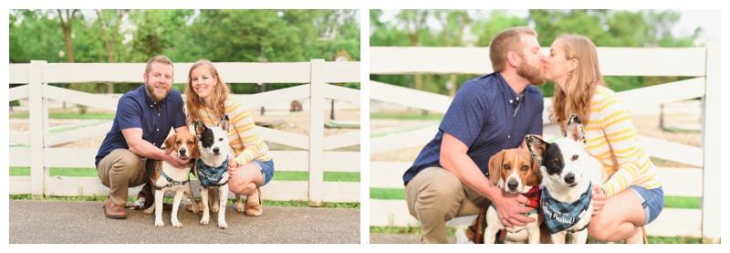 Forest Park Noblesville Indiana Engagement Photographer Photography Indianapolis Lafayette
