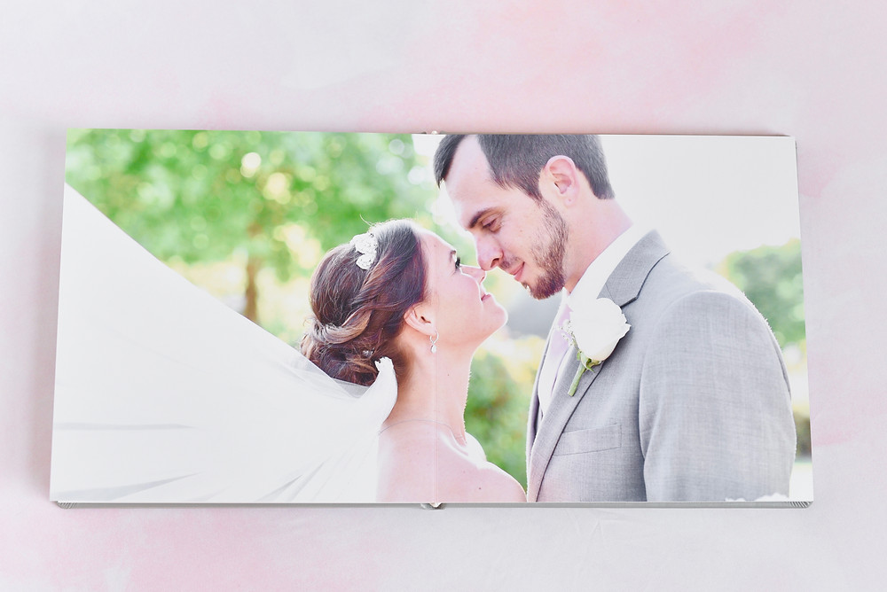 Why A Wedding Album Is A Must For Your Wedding Indiana Wedding Photographer