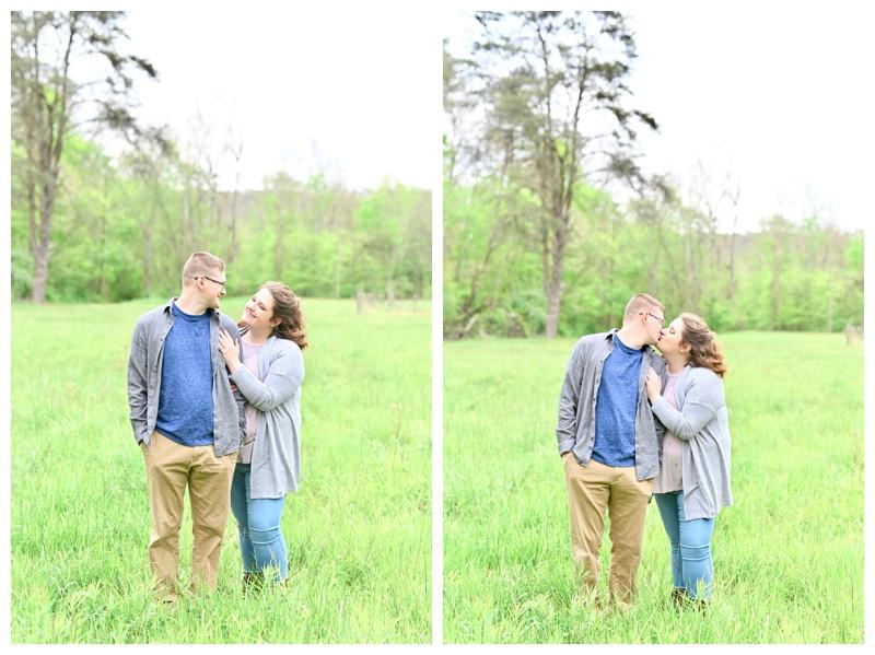 English Indiana Engagement Photographer Photography French Lick