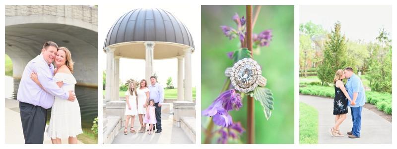 Coxhall Gardens Engagement: Jessica & Chad