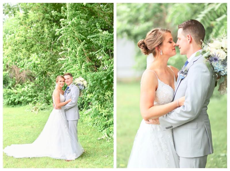 Goshen Indiana Wedding Bread Chocolate Wedding Photographer Photography