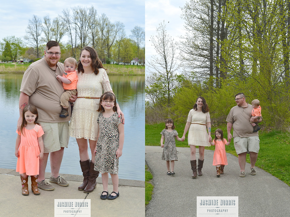 Lafayette Indiana Family Portraits Photographer Photography