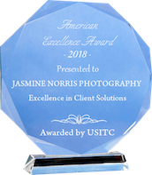 PRESS RELEASE: Jasmine Norris Photography Receives 2018 American Excellence Award