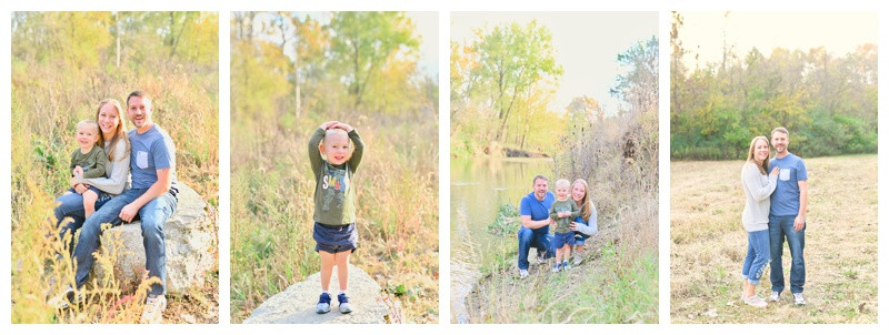 Starkey Park Zionsville Indiana Family Photos: Hershberger Family
