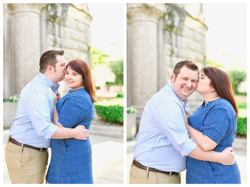 Downtown Greenfield Indiana Engagement Photographer Photography Indianapolis Lafayette