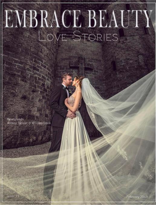 Embrace Beauty Magazine Ambassador House Indianapolis Indiana Wedding Photographer Photography Lafayette