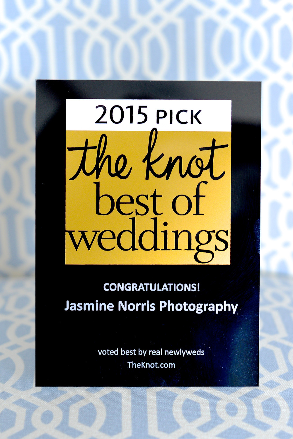 Jasmine Norris Photography The Knot Best of Weddings 2015