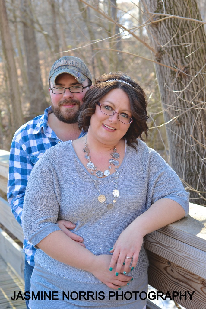 Lafayette Indiana Engagement Happy Hollow Photographer