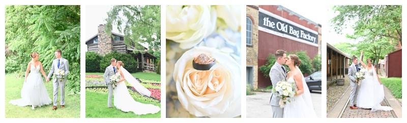 Bread & Chocolate Goshen Indiana Wedding: Amanda & Eric