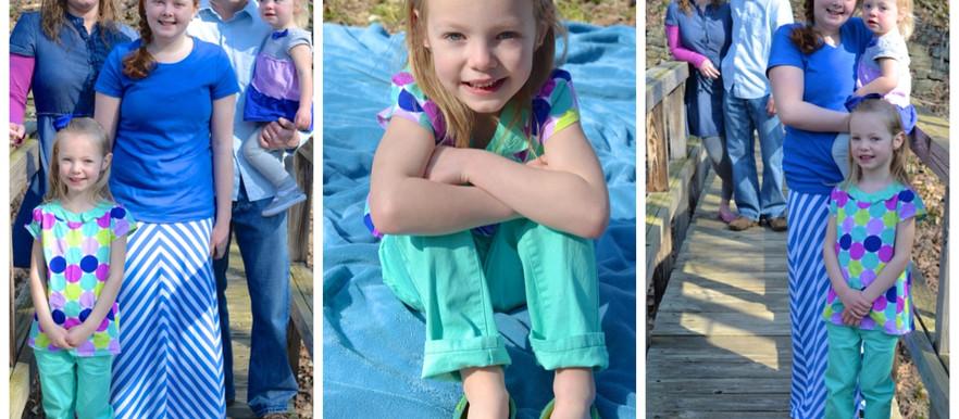Speitel Family: Family Portraits