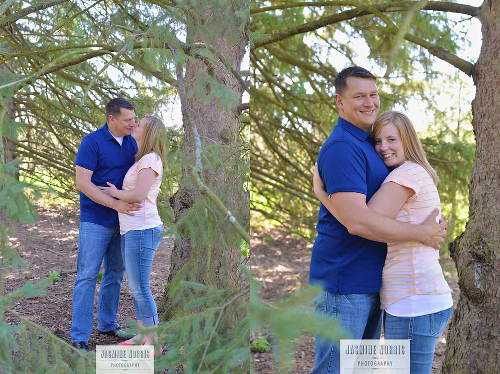 Lafayette, Indiana Engagement Photographer Photography Wedding
