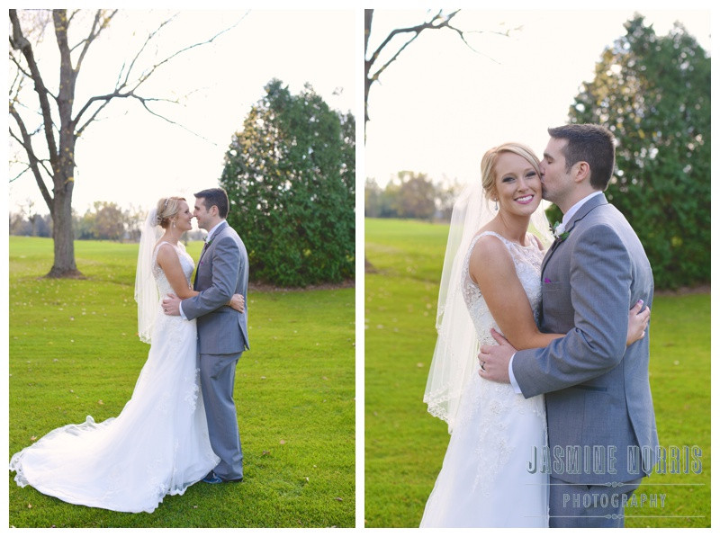 St. Mary's Church The Edge Golf Club Anderson Indiana Wedding Photographer Photography