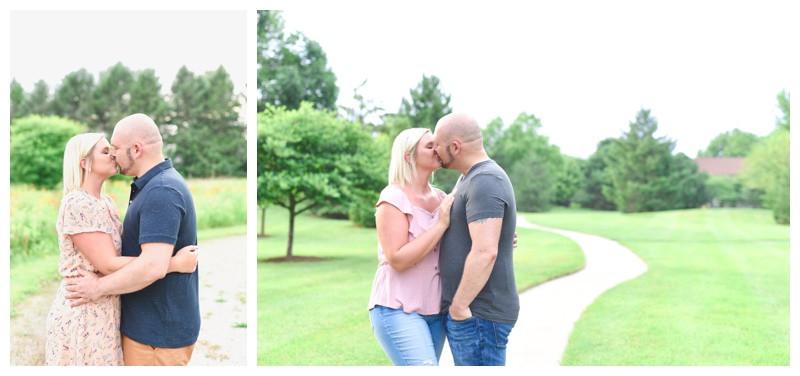 Indianapolis Engagement Photographer Indiana Lafayette Photography