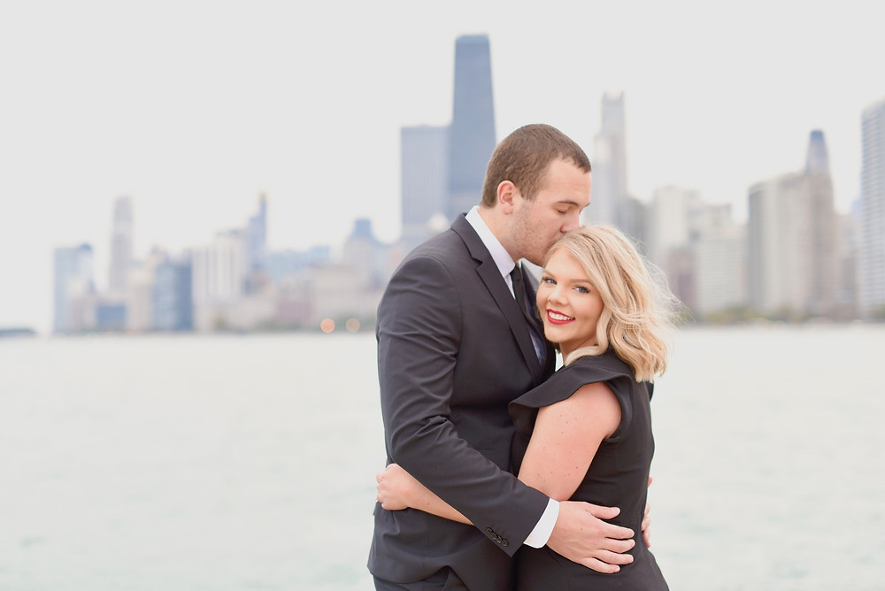 Engagement Outfit Ideas Indiana Wedding Photographer Chicago Illinois