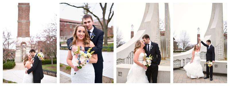 Purdue University Wedding Promo Video Shoot: Jessica & Kyle