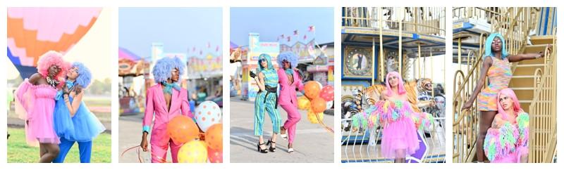 Indiana Fashion Week Indiana State Fair Shoot: Fashion Shoot