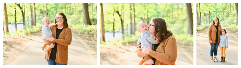 Lafayette Indiana Family Photographer Photography Happy Hollow Park