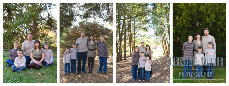 Lafayette Indiana Family Photography: Henderson Family