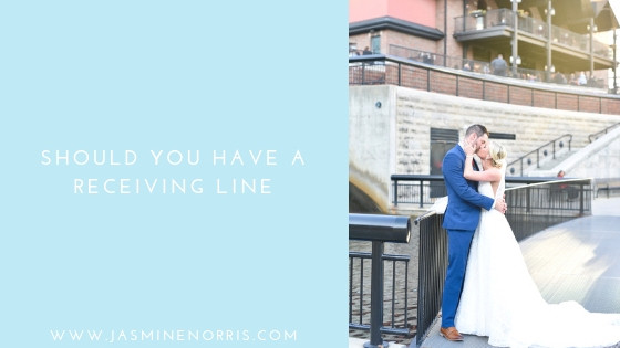 Should You Have A Receiving Line At Your Wedding Indiana Photographer Indianapolis Lafayette