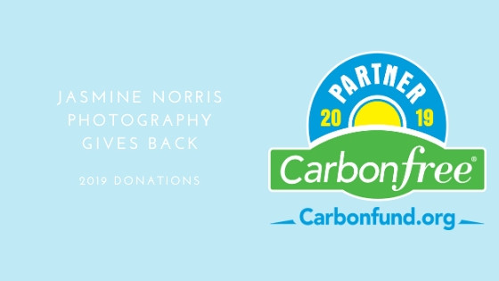 PUBLISHED- CarbonFund.Org: Jasmine Norris Photography Becomes a Carbonfree Business Partner
