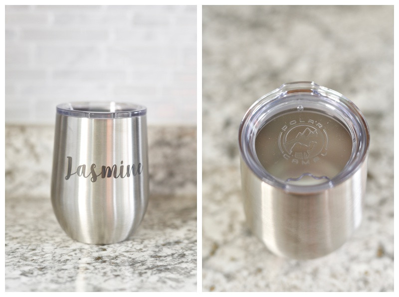 Bridesmaids Gifts Wine Tumblers