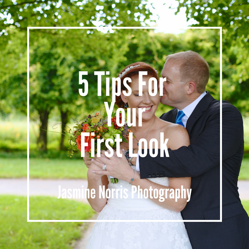 5 Tips for Your First Look Indiana Wedding Photographer