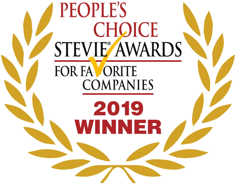 Jasmine Norris Photography wins People's Choice Stevie Awards For Favorite Companies 2019
