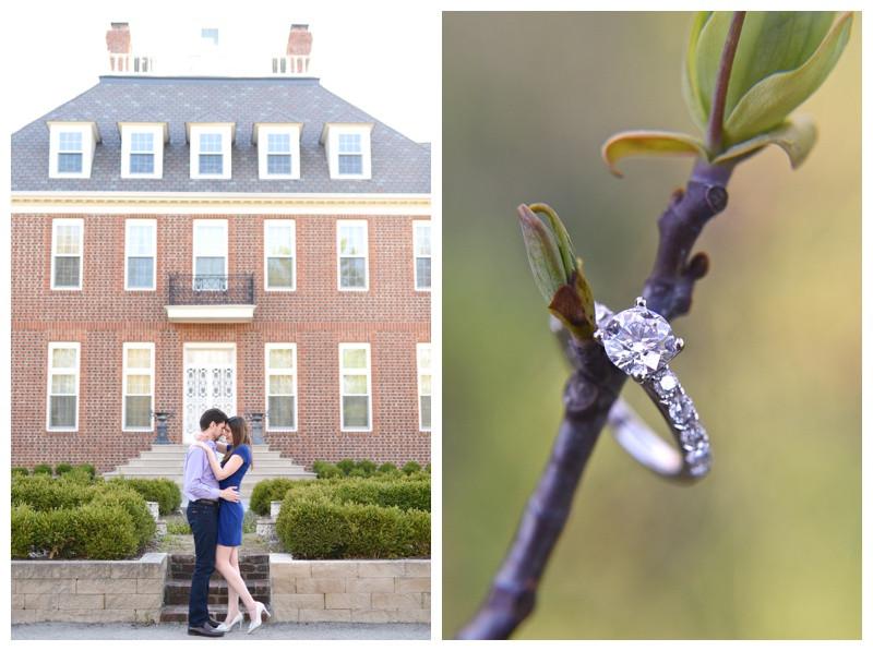 Carmel Indiana Coxhall Gardens Engagement Photographer Photography Indianapolis Lafayette