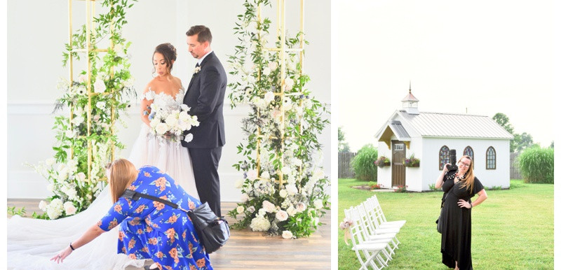 Behind The Scenes 2020: Wedding Wednesday