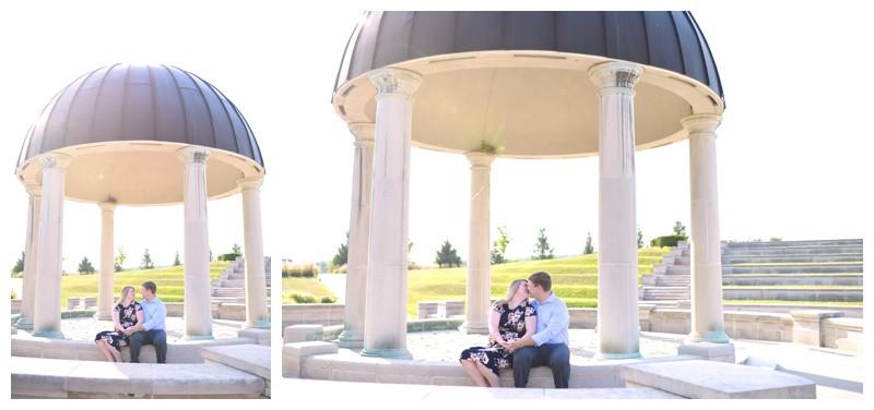 Coxhall Gardens Indianapolis Carmel Indiana Engagement Photographer Photography Lafayette